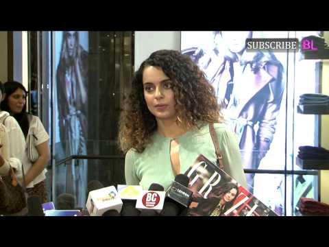 Kangana Ranaut launched Garzia magazine