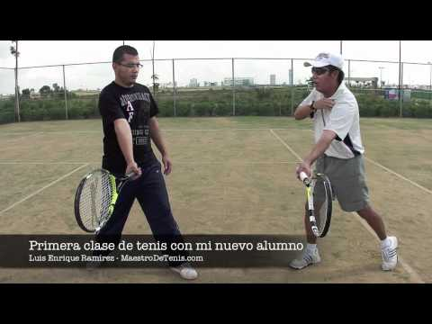 #5 - Aprende Tenis Junto Con Mi Nuevo Alumno