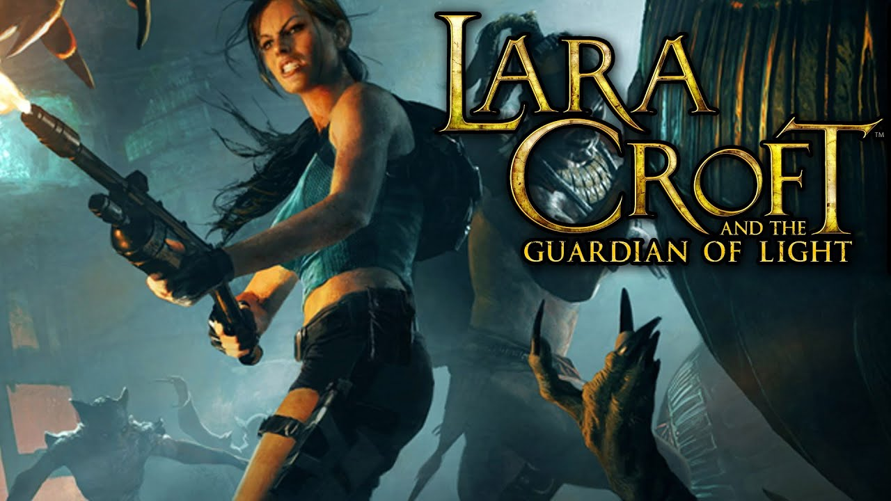 Resultado de imagem para lara croft and the guardian of light