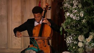 Meet Sheku Kanneh Mason The Cellist Who Dazzled The World At The Royal Wedding
