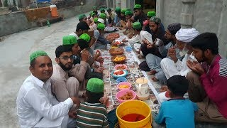 Iftar in Masjid | Iftar Kitchen Routine | Iftar Routine | Mubashir Saddique | Village Food Secrets