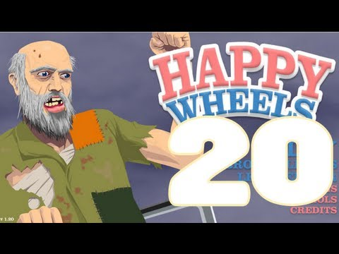 HAPPY WHEELS: Episodio 20