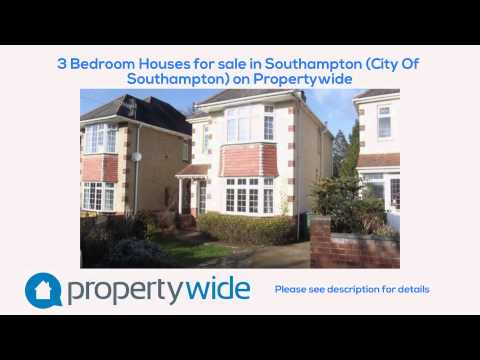 3 Bedroom Houses for sale in Southampton (City Of Southampton) on Propertywide