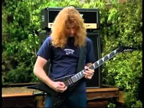 GAME SHOWS ARE METAL, PART 1: DAVE MUSTAINE ON …