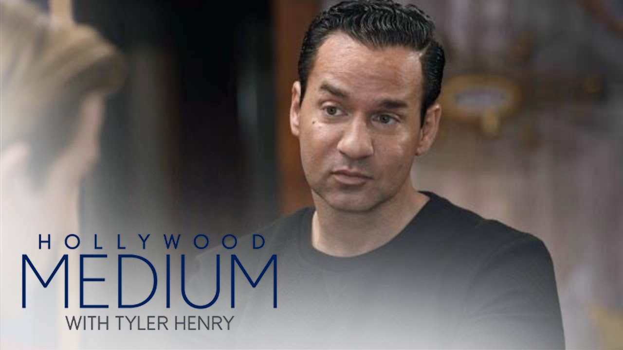 """Mike """"The Situation"""" Sorrentino Gets a Reading Before Jail 