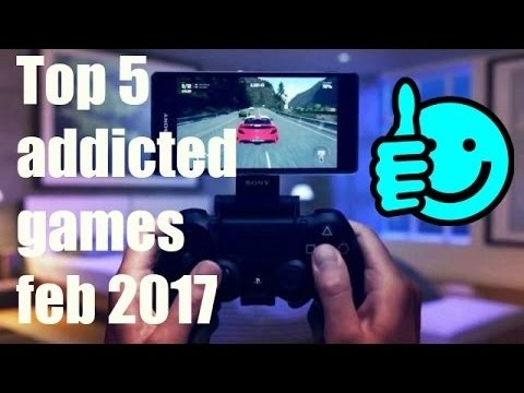 Top 5 Games Of February 2017 For Android & Ios.