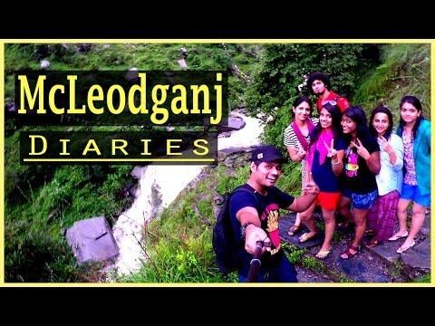 McLeodganj Diaries - Dalai Lama Temple, Bhagsu Waterfall - 2016