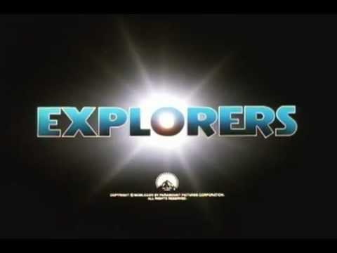 Joe Dante's Explorers (1985) Bande Annonce (Cult Movies)