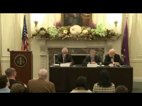 20th Annual Gelatt Dialogue: Panel 3: Options in Dealing with North Korea
