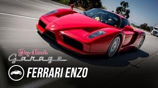 2003 Ferrari Enzo - Jay Leno's Garage