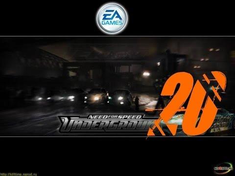 Прохождение Need for Speed: Underground #20 ( Попаболь №2 )
