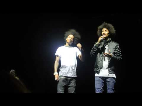Les Twins Breaking Convention Festival in London