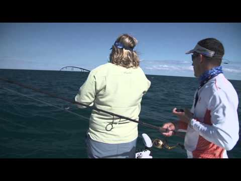 Reel Time Florida Sportsman - Jensen Beach Permit and Cobia - Season 2 Ep. 12 RTFS