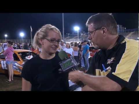 Florence Speedway 7.14.12 Ashley Landrum