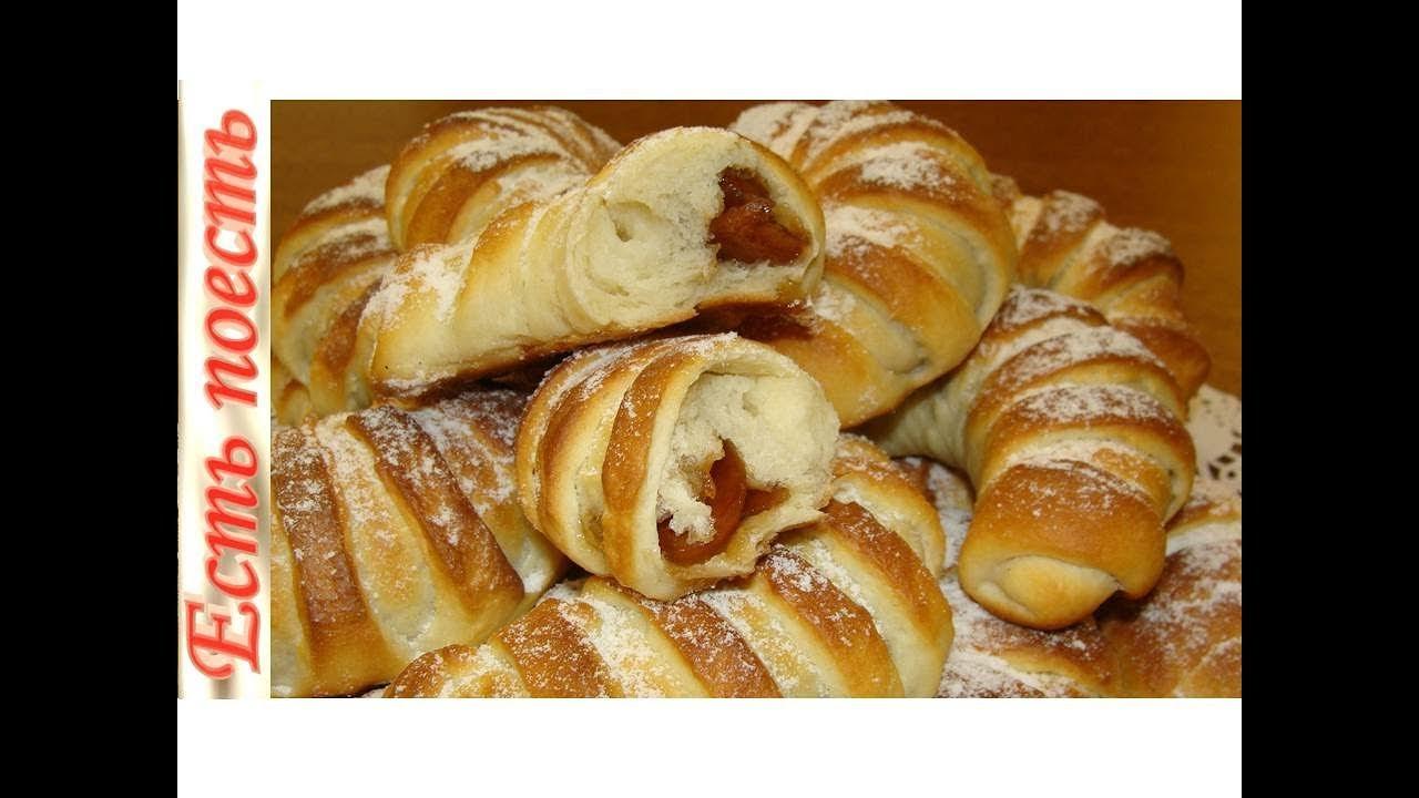 Как сделать булочки со сгущенкой
