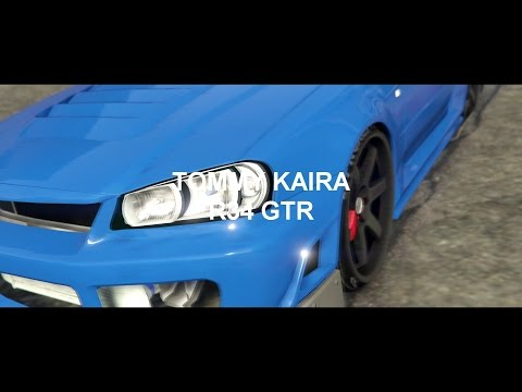 Nissan Skyline R34 Tommy Kaira