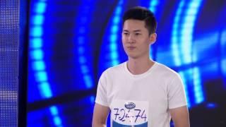 Vietnam Idol 2015 - Tập 2 - Hoang mang - Trần Nhật Vũ