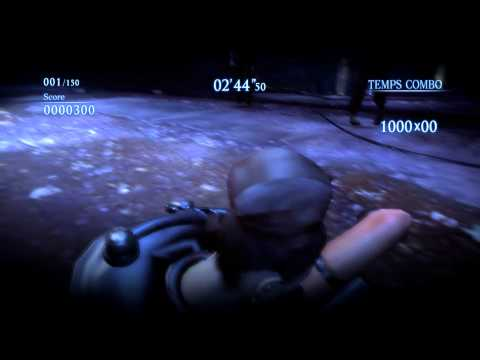 Resident Evil 6 - Excella Wetsuit Mod - Zombie Feast ( multilanguage )
