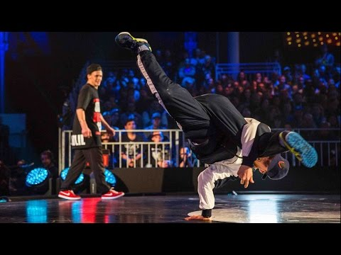 Best B-boying From Red Bull Bc One World Final 2014 Paris video