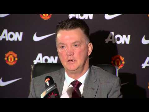 Problem mit Wayne Rooney? Louis van Gaal: