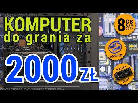 Komputer Za 2000 Zł. Pentium G4560 I Radeon RX 570