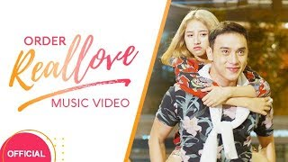 ORDER REAL LOVE - TĂNG PHÚC | REAL LOVE OST | OFFICIAL MV