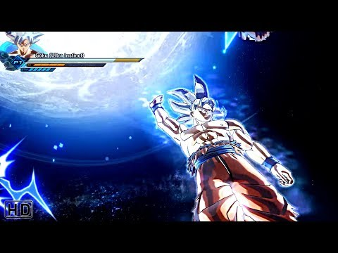 GOKU PERFECT FORM! Mastered Ultra Instinct Goku All ABILITIES!Dragon Ball XENOVERSE 2 DLC 6 GAMEPLAY