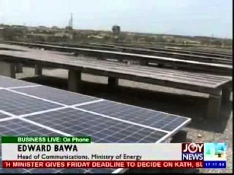 Ghana Business Live on Joy News (17-3-14)