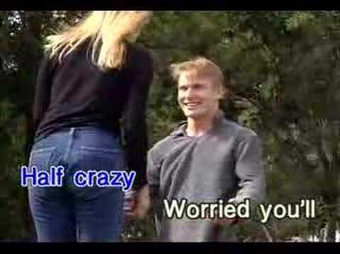 Half Crazy - Videoke