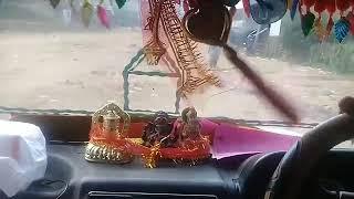 Mahindra Bolero pickup Driving in hill side