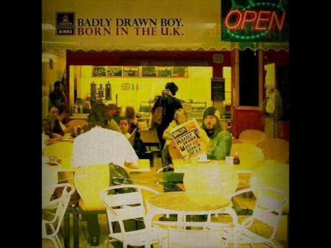 Badly Drawn Boy - Jorney from A to B
