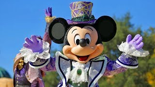 Mickey's Halloween Celebration - Mickey Show Stop 2018 - Disneyland Paris