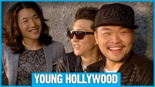 Aziatix Interview Gets Playful