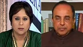 'We made Gandhis stand in court like common people': Subramanian Swamy