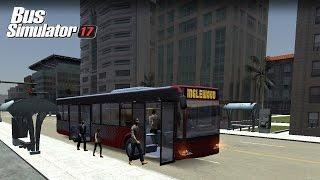 Bus Simulator 17 Menunggu Antrian Calon Penumpang   Game Simulator Android & Ios