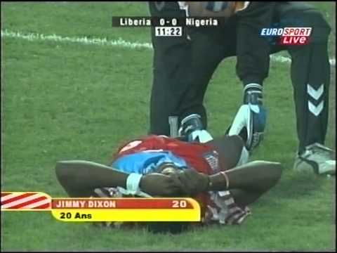 African Nations Cup 2002 1st Round Nigeria vs Liberia