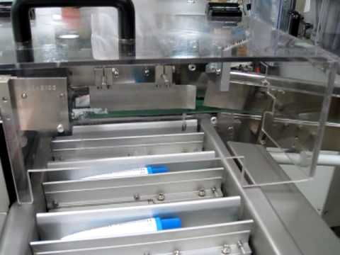 Linea para tubos de aluminio iwka youtube - Tubo de aluminio ...