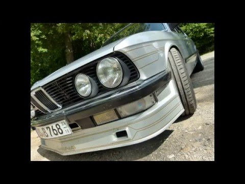 обзор BMW ALPINA e28 поклонникам БМВ