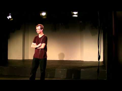 Jacob McNaughton (Spring 2012) - Queens of Comedy