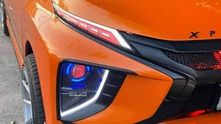 2019 New Flame Orange Mitsubishi Xpander Sport - 1st in the Philippines!