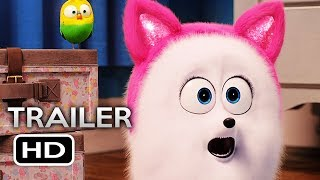 THE SECRET LIFE OF PETS 2 Official Teaser Trailer 5 (2019) Animated Movie HD
