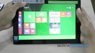 Unboxing Acer One 10 Indonesia - Laptop & Tablet 2 In 1 Murah Harga 3 jutaan rupiah