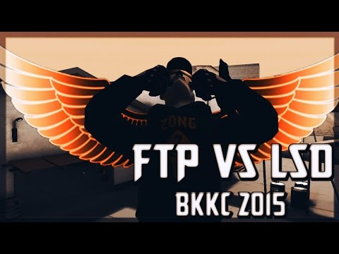 Контра Сити : z0nG - FTP vs LSD (5x5 ВККС)