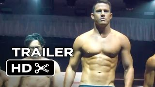 Video clip Magic Mike XXL Official Teaser Trailer #1 (2015) - Channing Tatum, Matt Bomer Movie HD