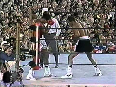 Muhammad Ali vs Ken Norton III - Sept. 28, 1976 - Entire fight - Rounds 1 - 15
