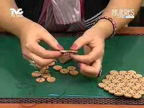 Manualidades con corcho metvc youtube - Alfombra de corchos ...