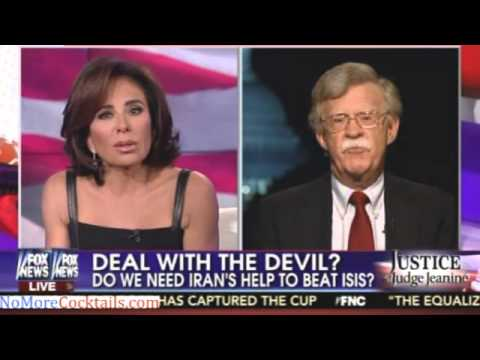 John Bolton: Iranian President Rouhani is playing Obama like a