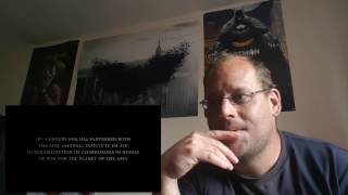 War For The Planet Of The Apes Trailer (Compassion) Reaction