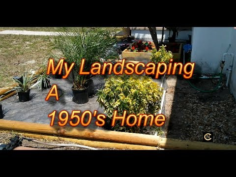 Landscaping A 1950's Home - Christopher Nejman