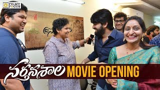 Naga Shourya's Nartanasala Movie Making